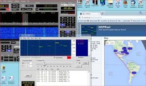 10m WSPR screens