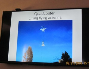 N6GN Quadchopter