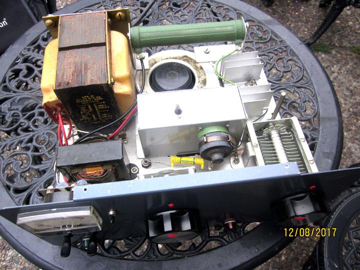 6m Amp 70's era by KW6S
